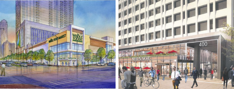 Whole Foods and Colony Square