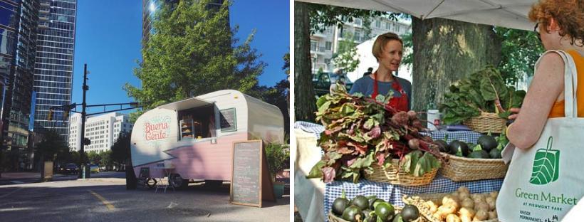 Buena Gente Food Truck and Green Market